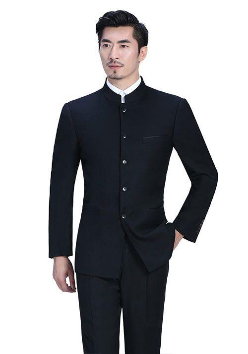 企业员工如何选择北京定制西服